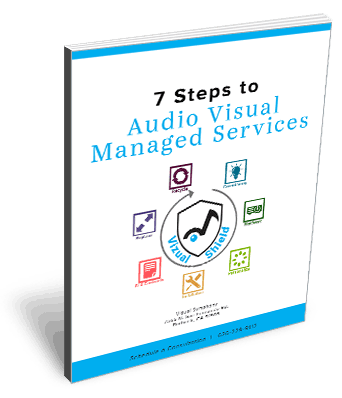 7 Steps to Audio Visual Managed Services eBook